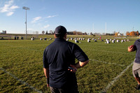 2016-11-05 Manitowoc County Mariners vs Dodge County Braves